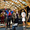 Zirkusdirektor auf dem Dockville Festival