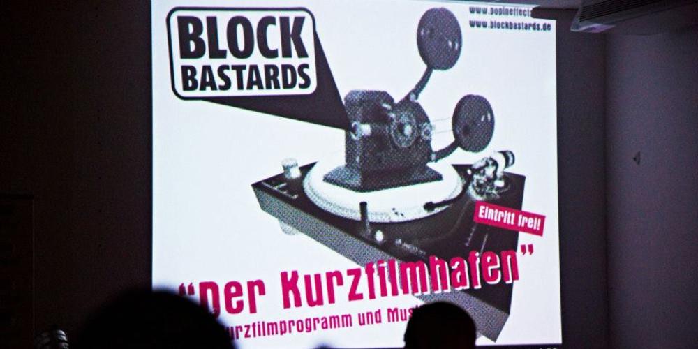 Kurzfilmhafen der Blckbastards in der Hafencity
